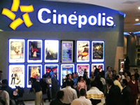 Cinepolis Movie Theatre Rosarito