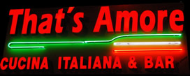 That's Amore Cucina Italiana & Bar